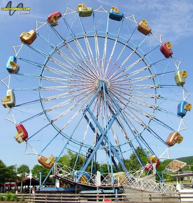 Camden Park - Skydiver